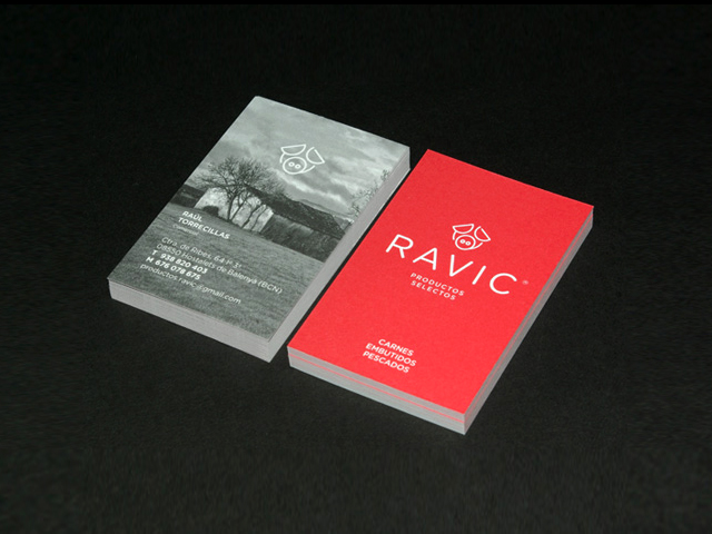 Targetes Ravic